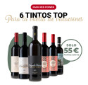 PACK RED POWER 6 RED WINES