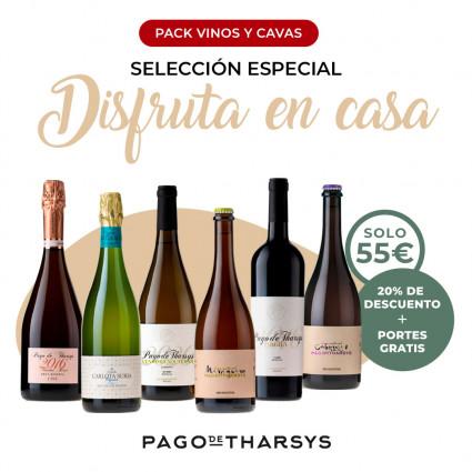 PACK DISFRUTA EN CASA