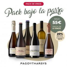PACK  BAJO LA PARRA