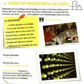 CURSO DE INICIACIÓN A LA CATA